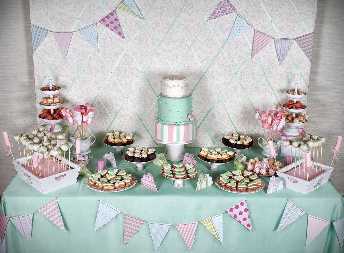 Nada convencional mesas de dulces temporada 2013 - Hacer mesa dulce bautizo ...